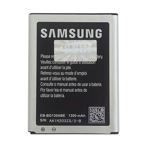 jual samsung original battery samsung galaxy 2 sm g130 harga kualitas terjamin