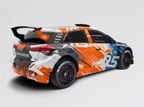 hyundai motor sports hyundai motorsport rolls out new i20 r5 at ypres rally