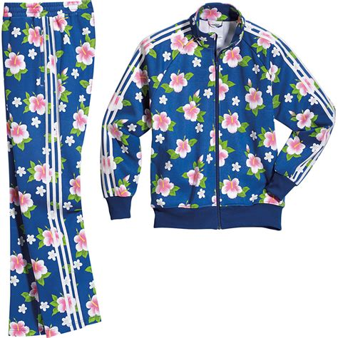 flower pattern adidas jacket adidas originals by jeremy scott fall winter 2012 preview