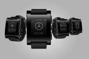 Betz Homes mercedes benz and pebble technology unveil a car connected