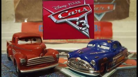 Disney Pixar Cars 3 Smokey 2017 disney pixar cars 3 heyday smokey dirt track