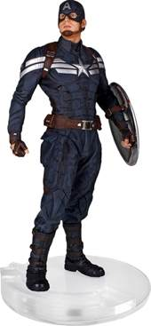 Kitchen Collectables captain america the winter soldier captain america