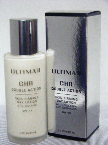 Makeup Ultima Ii ultima ii chr skin firming day lotion