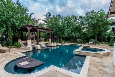 pool pics st croix custom pools llc tomball texas fountains