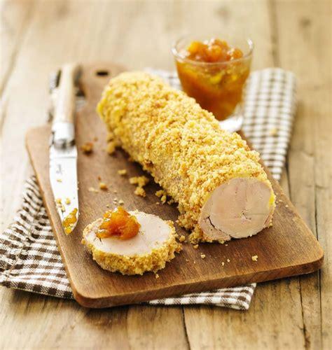 cuisine ur鑼re et des desserts foie gras en chapelure et chutney de mangue les