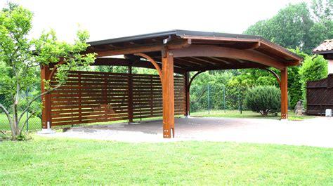 tettoia posto auto gazebo in legno per giardino con tettoia per posto auto in