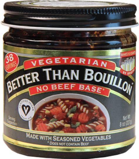 better than beef bouillon better than bouillon vegetarian no beef base