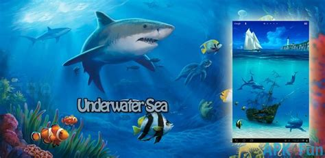 sea live wallpaper apk underwater sea live wallpaper apk 7 0 underwater