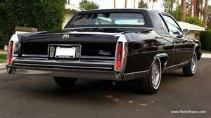 1984 Cadillac Brougham 1984 Cadillac Fleetwood Coupe Craigslist Autos Post