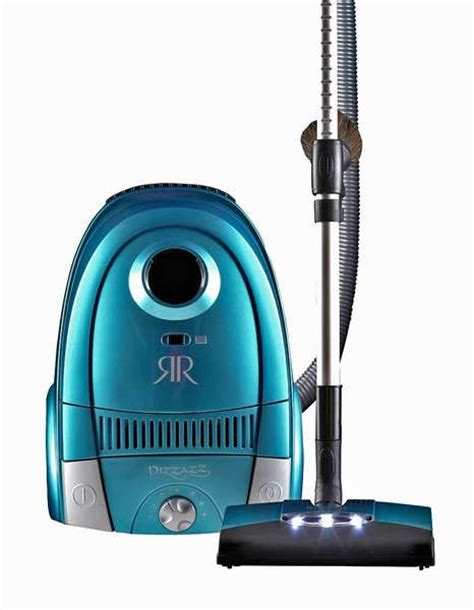 Riccar Pizzazz Canister Vacuum Cleaner Model ZAZZ
