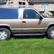 1994 gmc yukon sle 2 dr clean low miles for sale gmc yukon 1994 for sale in henderson 1992 gmc yukon with solid axle swap and low miles for sale photos technical specifications