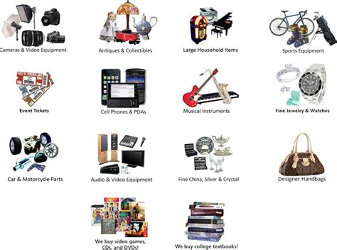 Best Items To Sell Online To Make Money - image gallery selling items