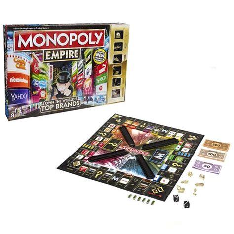hasbro monopoly empire monopoly empire 2016 edition hasbro monopoly
