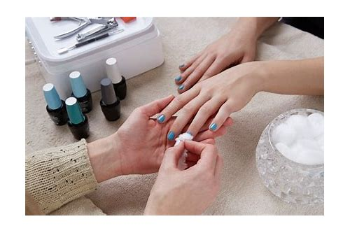 gelish manicure deals dubai