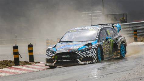 Rallycross Auto Kaufen by Behind The Scenes With The Ford Focus Rs Rx Rallycross Car