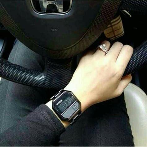 jual jam tangan nixon rerun black naway store
