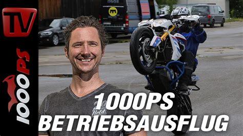 Motorrad Wheelie Lernen by 1000ps Betriebsausflug Wheelie Fahren Lernen Motorrad