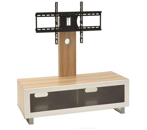 Stand Bracket Tv buy ttap tvs1001 tv stand with bracket light oak free