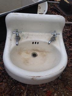 1940s bathroom sink via spiga carita open toe leather slides sandal sinks