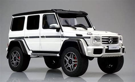 Mercedes G500 4x4 Price by Mercedes G500 4x4 By Gt Spirit Resin Model Legacy