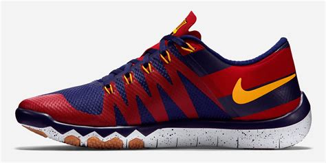 barcelona nike nike free trainer fc barcelona shoes revealed footy