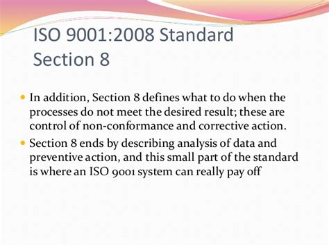 Iso 9001 Overview Training