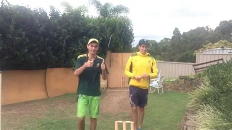 the backyard ashes the backyard ashes 2014 15 3rd test series 1st test