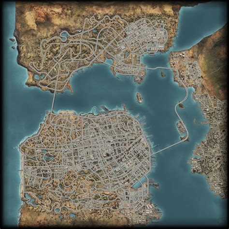 driver san francisco map unlock possible future dlc map add on forums