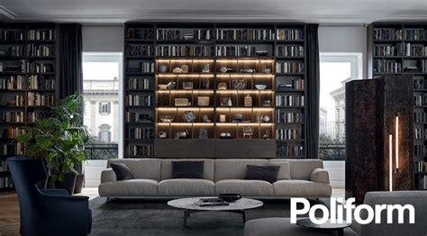 librerie lema librerie su misura poliform lema e lago