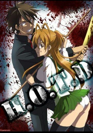 high school of the dead 17 best images about highschool of the dead on