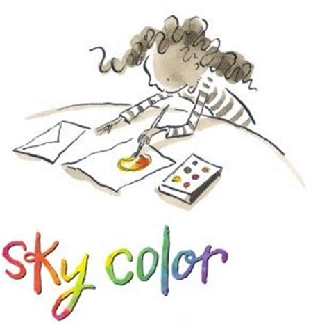 sky color creatrilogy activities colors and peter reynolds on