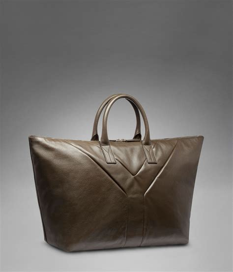 Parkers Yves Laurent Bag yves laurent ysl htons bag in olive green leather
