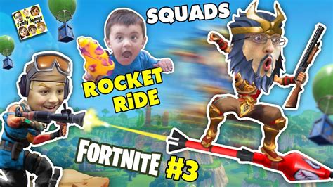 fortnite vs roblox fortnite 3 fgteev with the pew squad
