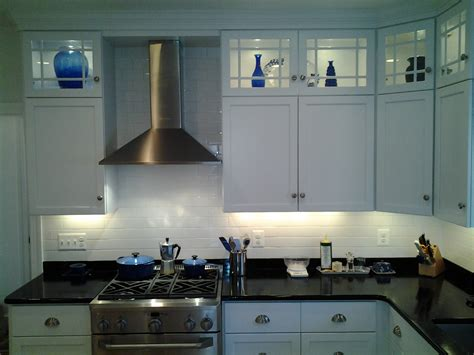 lighted upper kitchen cabinets interior home electrical wiring andrew day electric inc