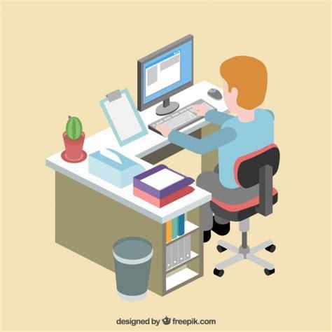 employe de bureau employ 233 de bureau dans lieu de travail t 233 l 233 charger