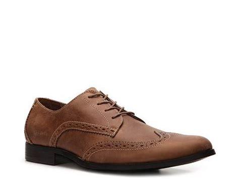 original penguin oxford shoes original penguin distressed wing oxford dsw