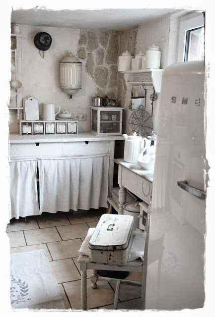 shabby chic kitchen ideas  shabby chic guru