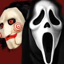 halloween masks: scary halloween masks made of latex