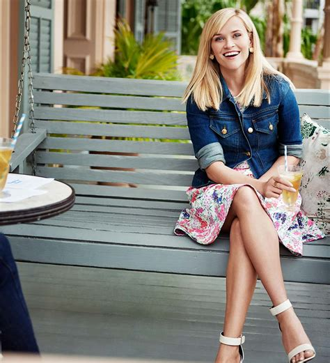 Reese Witherspoons New Look by Southern Grace With Draper A Look At Reese