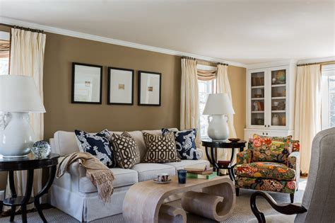 colonial living rooms wellesley colonial contemporary living room boston by hudson interior design