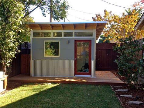 backyard art studio plans www studio shed com a peaceful garden space moment of