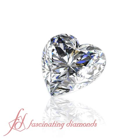 heart shaped l 1 2 ct heart shaped natural real loose flawless e color