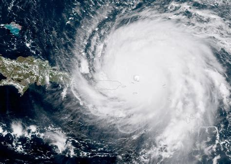 Hurricane L by Meteorologists Never Seen A Like Irma
