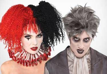 costume wigs halloween wigs for women, men & children