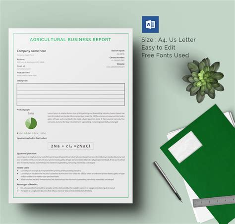35 Business Report Template Free Sle Exle Format Download Free Premium Templates Business Report Template