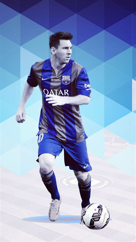 wallpaper iphone 5 messi lionel messi iphone hd wallpaper