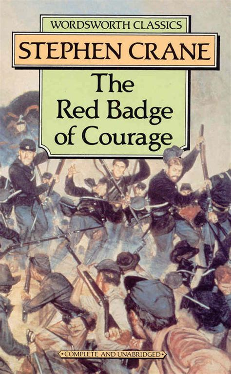 badge of courage book report classic fiction the badge of courage by stephen
