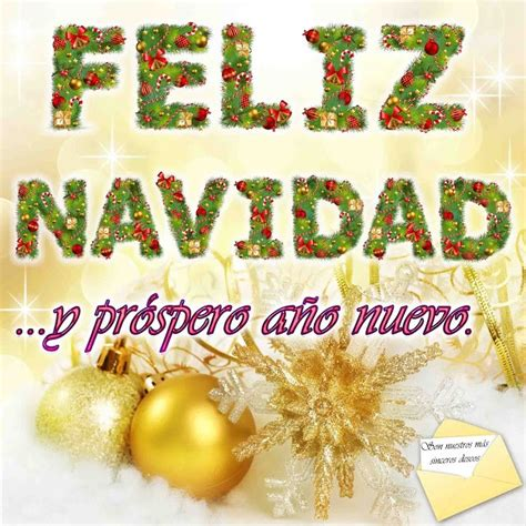 imagenes feliz navidad y prospero año nuevo 2016 felicitaciones originales para navidad y a 241 o nuevo banco