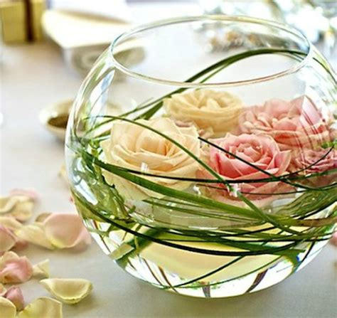Floating Flowers In Vase by April Showers Bring May Flowers Floral Ideas For