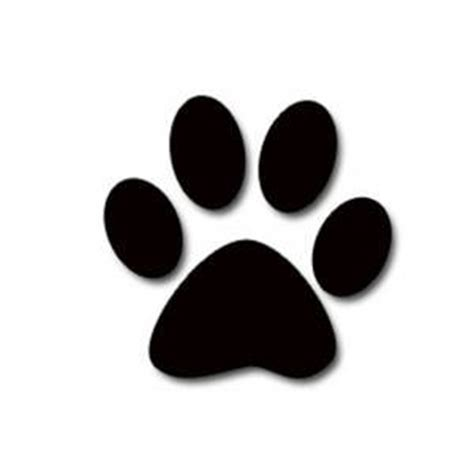 paw drawing paw print drawings clipart best
